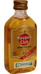 Rum Havana Club Anejo Especial 40% 50ml miniatura