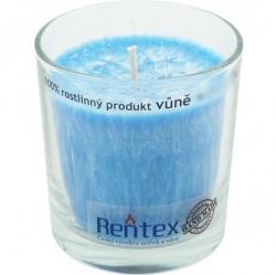 svíčka palmová ve skle antitabák 370g Rentex