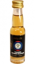 Rum Belize 40% 20ml in World Rums