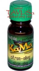 vonný olej Citron -olivy 10ml KaMa