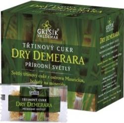 Cukr Třtinový Dry Demerara 6g x40 sáčků Grešík
