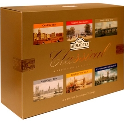 Collection Classical Tea 60x2g Ahmad Tea
