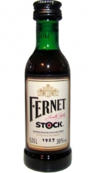 fernet Stock 38% 50ml miniatura
