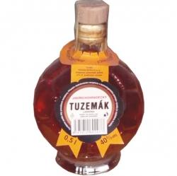 rum Tuzemák 40% 0,5l Míč Sklo Fruko Schulz