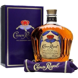 Whisky Crown Royal 40% 0,7l krabička