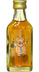 rum Tuzemák Prase stojící 40ml obr3p Cáb miniatura