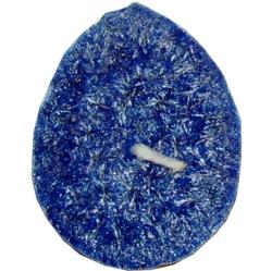 Svíčky plovoucí palmový olej 1ks modrá Aromis