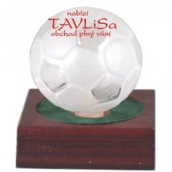 sklo Fotbalový míč 100ml