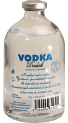 vodka Doušek clear 37,5% 110ml miniatura