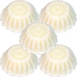 Vonný vosk Bílá Orchidej 5ks Palmový Aromis