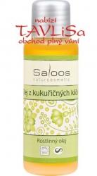 olej rostlinný Kukuřičné klíčky 50ml Saloos