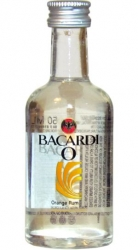 Rum Bacardi O Orange 35% 50ml miniatura