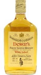 whisky Dewars 40% 0,35l White Label Skotsko