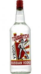 Vodka Tovaritch! 40% 1l Russian