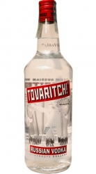 Vodka Tovaritch! 40% 1l Russian etik2
