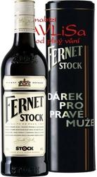 Fernet Stock 40% 0,5l plech Božkov