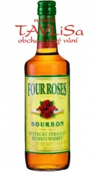 whisky bourbon Four Roses 40% 1l