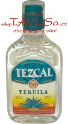 Tequila Tezcal Blanco 35% 0,2l Placatice