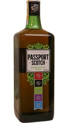 Whisky Passport 40% 1L Scotch etik2