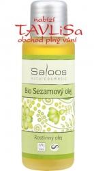 olej rostlinný Sezamový Bio 50ml Saloos
