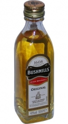 Whisky Bushmills 40% 50ml miniatura