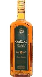 whisky Gold Cock 43% 0,7l 12-years Rudolf Jelínek