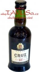 Porto Cruz 10 anos 19% 50ml Sada 5ks miniatura