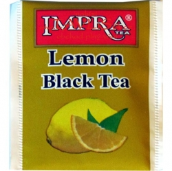 čaj přebal Impra-Tea Lemon Black Tea