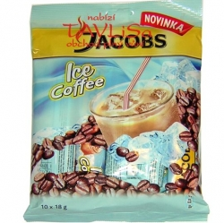 káva instantní Ice Coffee 18g x10 Jacobs