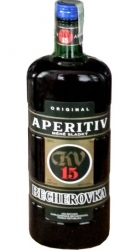 Aperitiv KV 15 39% 1l Jan Becher