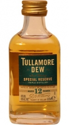 Whisky Tullamore Dew 12y Reserve 40% 50ml Collect.