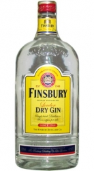 Gin Finsbury Dry 37,5% 0,7l London