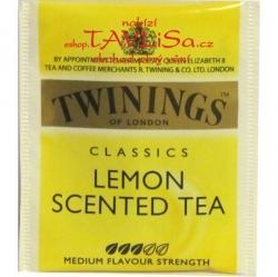 čaj přebal Twinings IT Lemon Scented tea