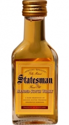 Whiskey Statesman 40% 40ml v Sada Countries