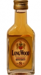 Whiskey LongWood 8y 40% 40ml v Sada Countries