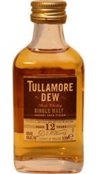 Whisky Tullamore Dew 12y Malt 46% 50ml Collection