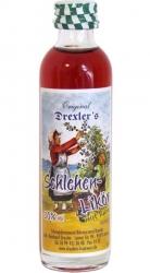 Schlehen Likér mit Rum 30% 40ml Drexlers miniatura