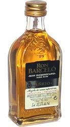 Rum Ron Barceló Anejo 37,5% 50ml miniatura