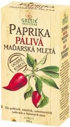 Paprika pálivá maďarská mletá 100g Grešík
