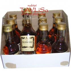Hennessy V.S. 40% 30ml x12 miniatura