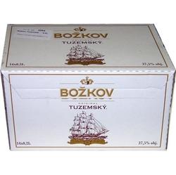 rum Tuzemský Božkov 37,5% 0,2l x14 Placatice