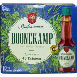 Boonekamp 44% 20ml x4 Grafensteiner miniatura