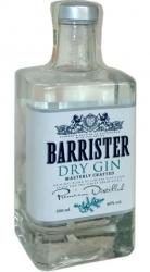 Gin Dry Barrister 40% 0,5l Lagoda