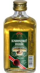 Karpatský Elixír 40% 50ml Sada1 miniatura