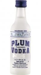 Vodka Plum kosher 40% 50ml R.Jelínek miniatura
