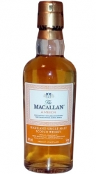 Whisky Macallan Amber 40% 50ml miniatura
