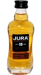 Whisky Jura Aged 10 Years 40% 50ml Collection 2