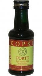 Porto Kopke box Fine Tawny 20% 50ml miniatura