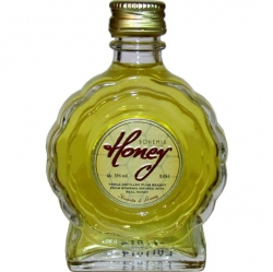 Bohemia Honey 35% 50ml R.Jelínek miniatura