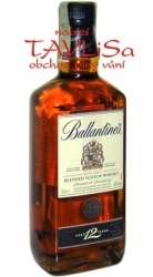 whisky Ballantines 12 Years 40% 0,7l